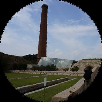 あの銅山の雰囲気を思い出して巡る犬島「犬島精錬所美術館・犬島近代化産業遺産」