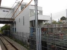 津田山駅5