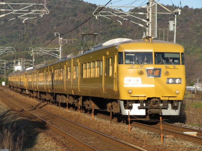 再掲】国鉄型車両を求めて西へ・・・平成最後の青春18きっぷ旅 ...