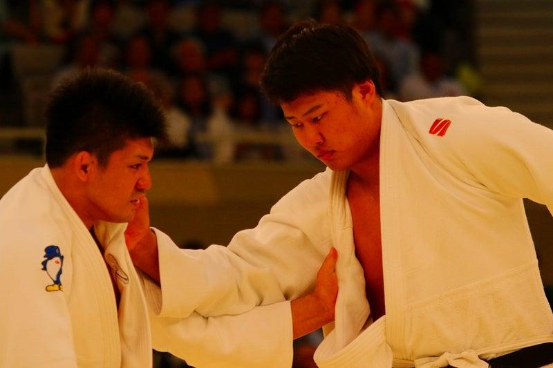 全日本柔道選手権大会! | 春日部工業高校柔道部監督のブログ