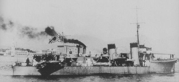 海軍艦艇つれづれ101回目のブログは英国駆逐艦を改装した「第百一号哨戒艇」