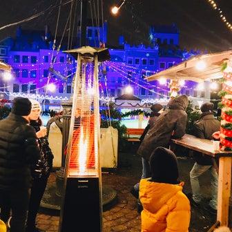 【ポーランド一人旅】ワルシャワのクリスマスレポート③贅沢な散歩道