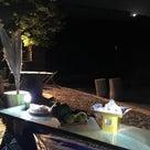 野外炊事~冷やしうどんとお月見団子づくり&お月見会(2019/9/13)の記事より