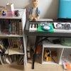 【お客様事例】こどもとおかたづけ・小学校1年生の子ども部屋をオーガナイズ①(Before)の画像