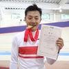 アジア新記録、日本記録更新の画像