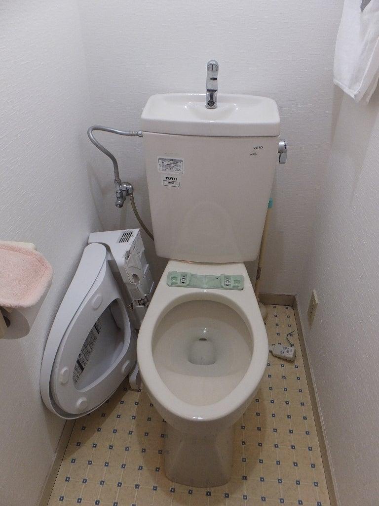 流れ 悪い トイレ が
