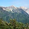 9月14-16日上高地・白馬連峰の聖地巡りレポート②の画像