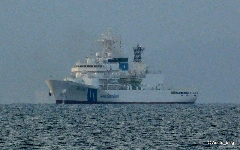 巡視船しゅんこう | アグレスフォトブログ