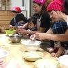 『お月見おやつの会〜 お豆腐白玉を作ろう』の画像