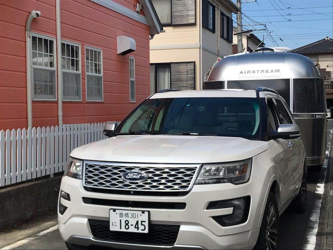 ケイワークスのエアストリーム納車! 日本に一台 トミーバハマの記事より