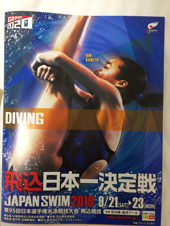 第95回日本選手権水泳競技大会 飛込競技 | 茨城県水泳連盟飛込委員会