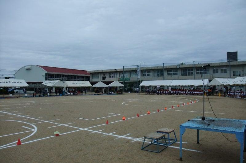 第108回 岡山市立平島小学校 運動会を見に行ったり。♪ 模型公園 ...