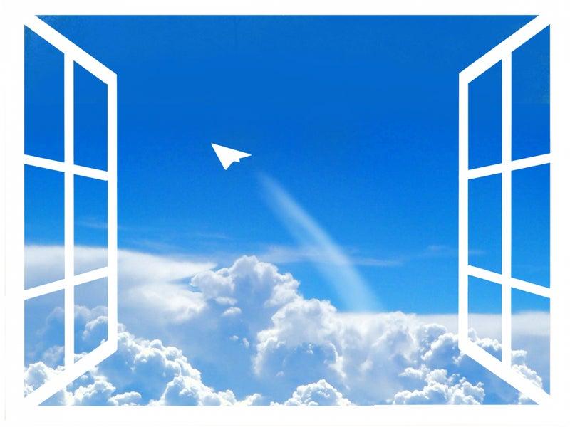 飛躍・可能性のイメージ