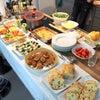 お誕生日のケータリングしました❤️海外暮らし女子の料理部500名様間近!の画像