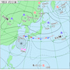 台風17号ショップクローズの画像