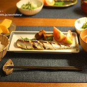 「水菜だけサラダ(汗)」簡単だけど美味しいし、栄養GOODなんです。