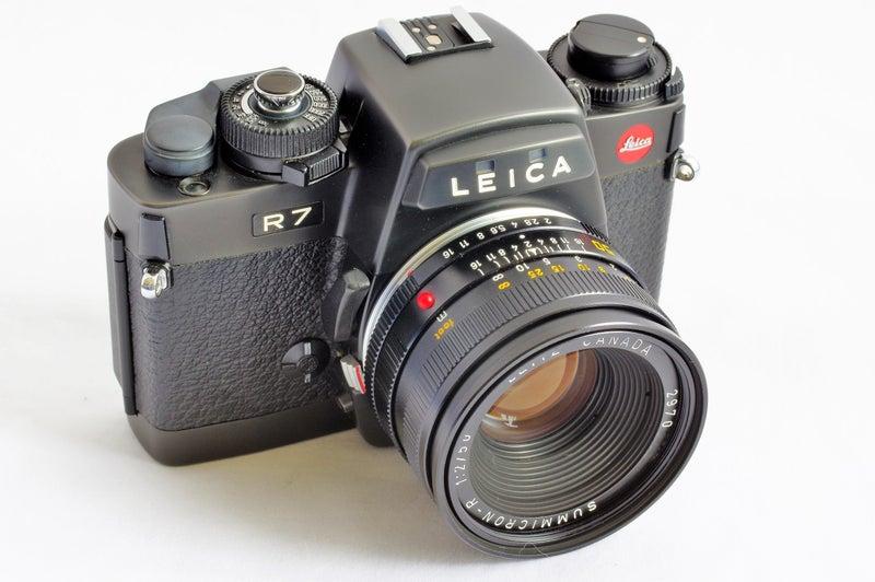 ライカ フィルム カメラ