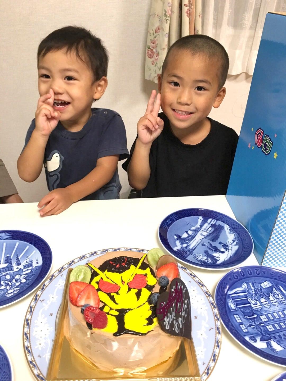 6歳の誕生日ケーキは仮面ライダーゼロワン