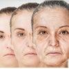 老化の画像