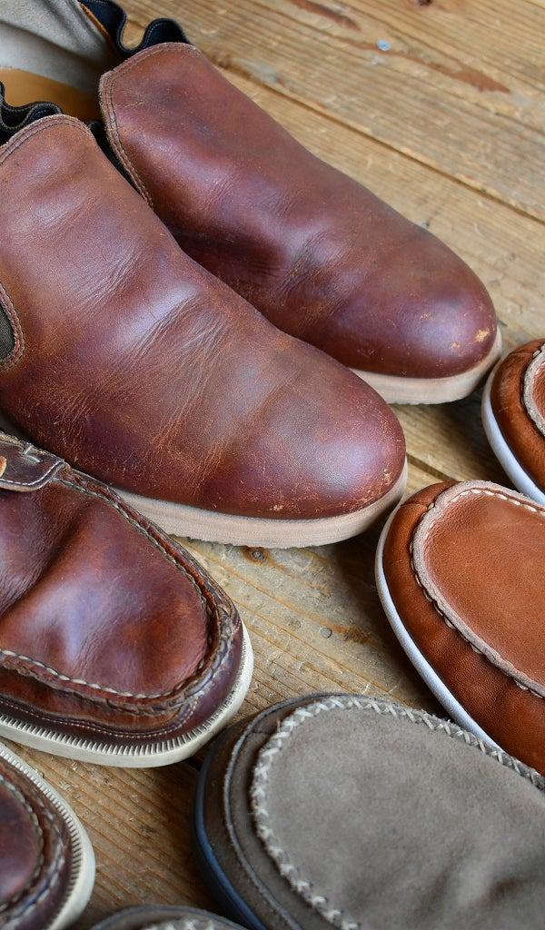 レッドウィングレザーブーツ革靴@古着屋カチカチ
