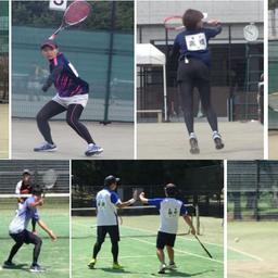 画像 令和元年 秋季級別ソフトテニス大会 の記事より 3つ目