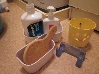 洗面所収納