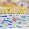 「流木と貝殻」描きました!の画像