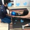 夫婦で仲良く開脚ヒーリング!岐阜県美濃加茂市・可児・関市の整体室☆りんごの画像