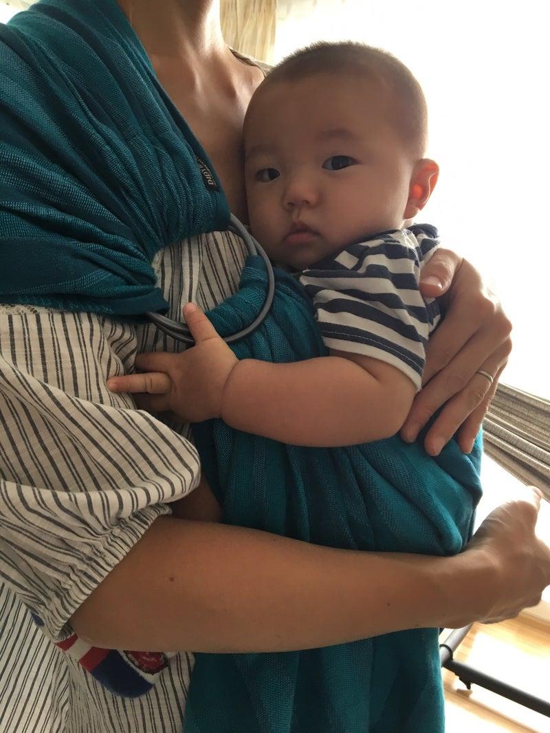 暴れる 赤ちゃん