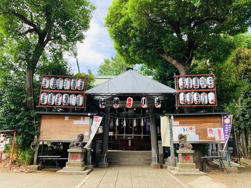 幡ヶ谷 氷川 神社