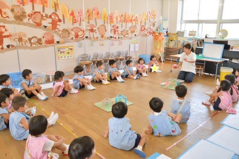 絵画「お弁当を作ろう(転写遊び)」年少、うさぎ・りす組 | 認定こども園 清教学園幼稚園のブログ
