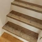 足場板を加工☆階段を作っています!の記事より