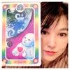 昼と夜で違って見えたカード♡昨日はありがとうございました!の画像
