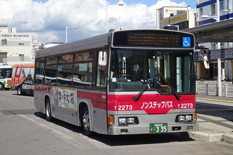 2019/8/27-28の函館バス | 札幌圏JR編成記録と道内中心バス記録