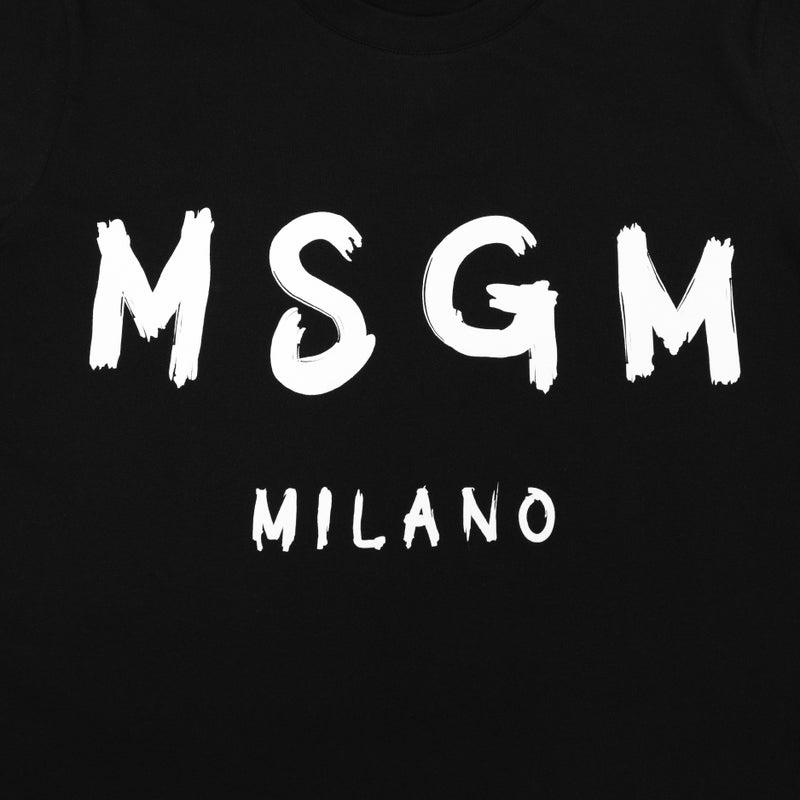 MSGM ロゴTシャツ medit