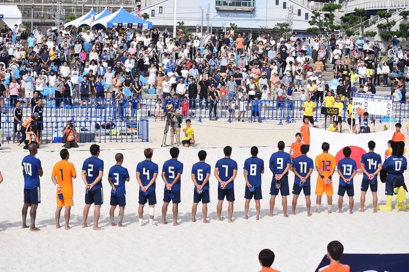 ビーチ サッカー ワールド カップ