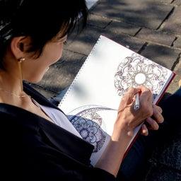 画像 あなたの人生のストーリーを曼荼羅に オリジナルデザインアート の記事より 3つ目