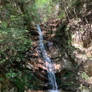 リベンジ 奥高座の滝から六甲山・有馬温泉への画像