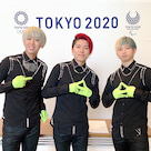 東京オリンピック応援ビート!でダンス(Yoshio Horyen)の記事より