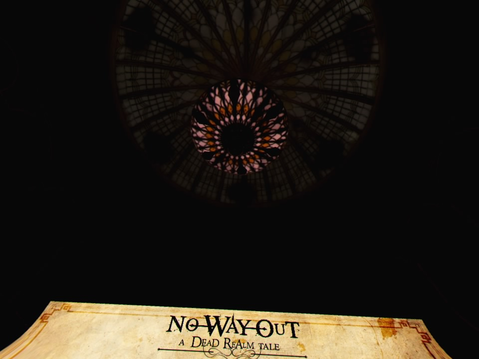 「No Way Out - A Dead Realm Tale」感想