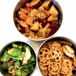 画像 秋の食材で薬膳作り置きおかず の記事より 1つ目