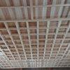 拝殿の天井の画像