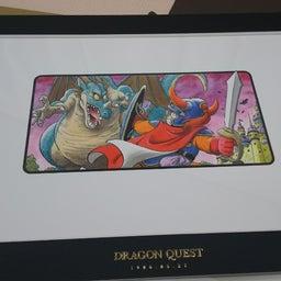 画像 ドラゴンクエスト複製原画(ドラクエ1~6) の記事より 5つ目