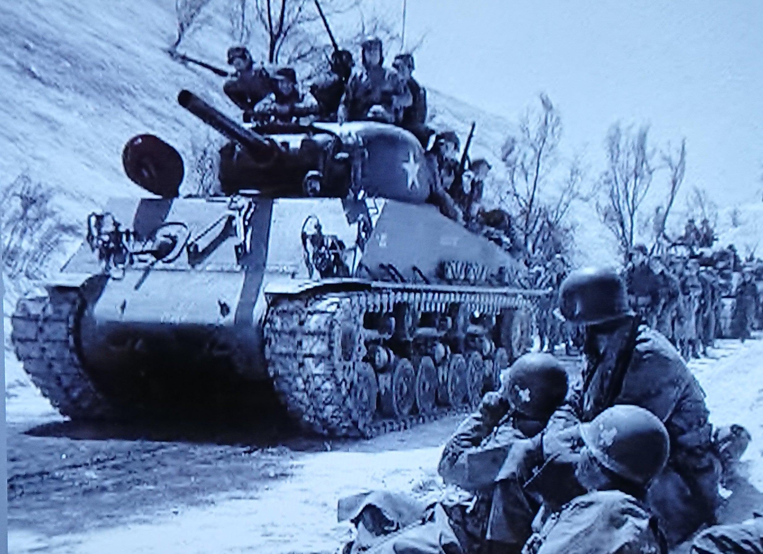 まなぶんの戦争映画辞典戦場(1949・米)