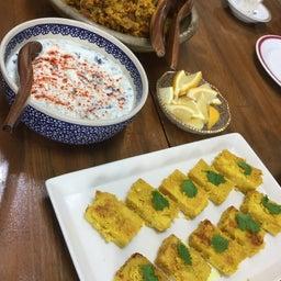乾物でインド料理