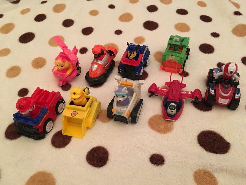 パトロール おもちゃ パウ 商品情報|パウ・パトロール(PAW PATROL)|タカラトミー