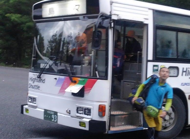 沢渡 上 バス 高地 上高地マイカー規制