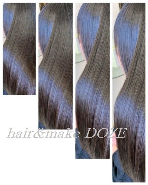 髪質再正、髪質改善プレミアムトリートメントのお問い合わせやお値段について。