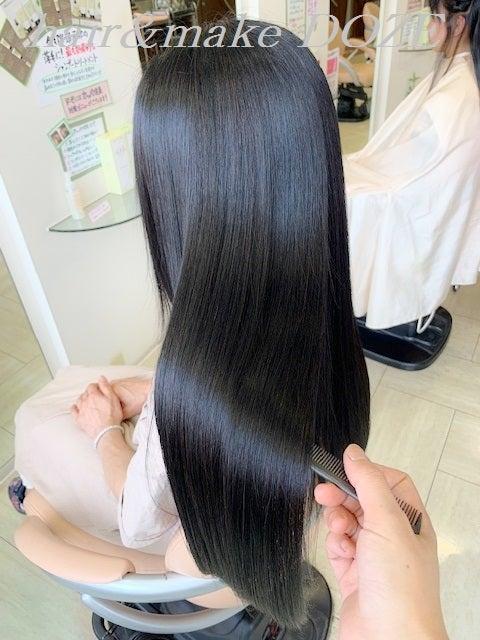 存在感抜群!!!超ロングの美髪!!!