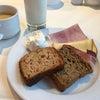 ザルツブルクの朝ごはんの画像